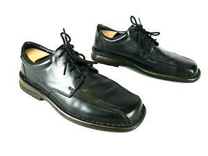 Details zu Rieker Herren Business Schuhe Schnürsenkel Leder Schuhe Gr 44