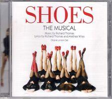 Shoes The Musical Richard Thomas Original London Cast CD Album Sealed