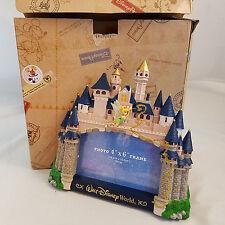 Walt Disney World Parks & Resorts Tinker Bell Magic Kingdom Castle Picture Frame