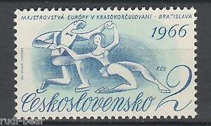 CSSR Tschechoslowakei Nr. 1595 **  Sport Eiskunstlauf