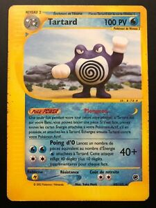 Carte-Pokemon-TARTARD-60-165-Rare-Expedition-Wizard-Francaise