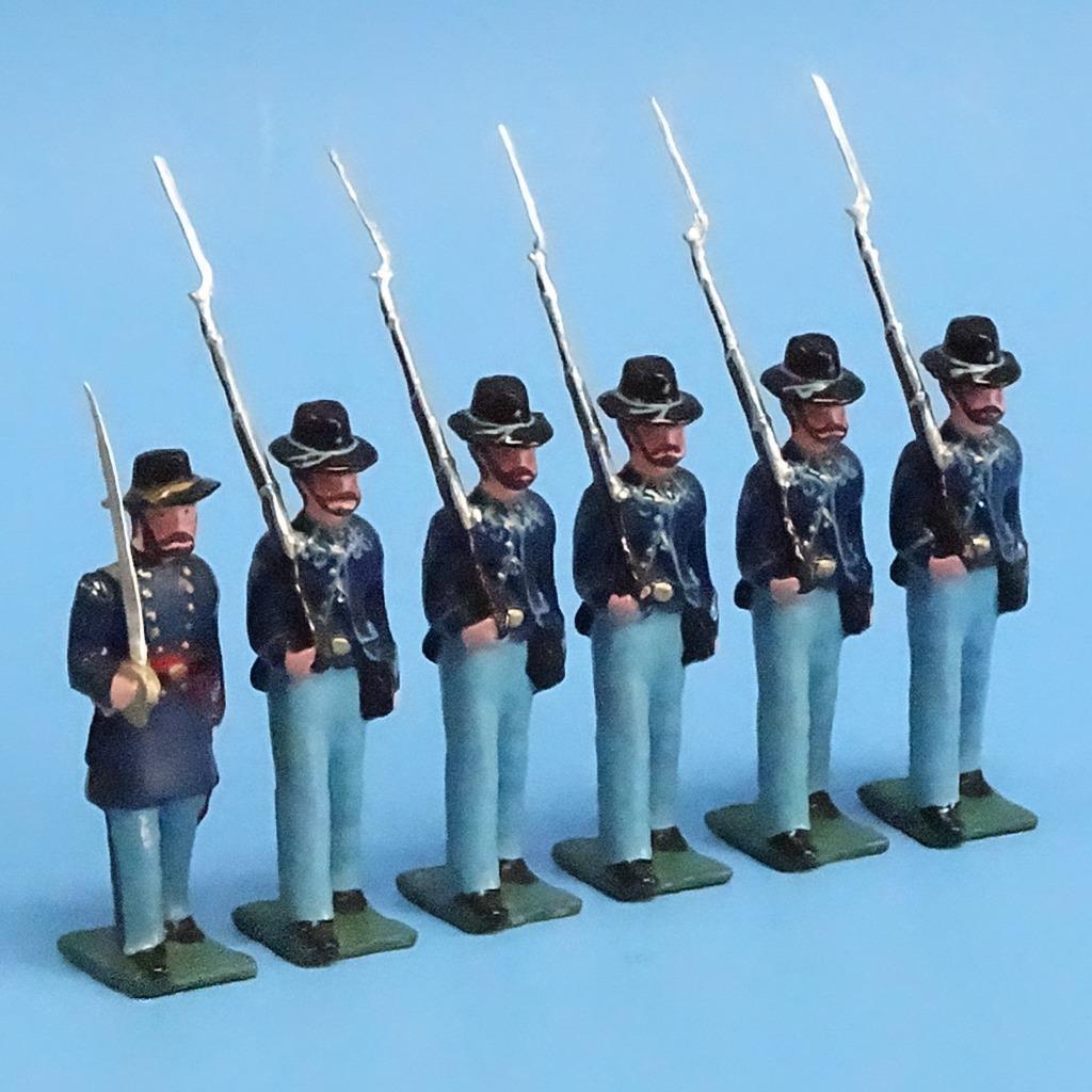 Coff - 0045 - 53ª infantería voluntaria de Ohio - Edmunds
