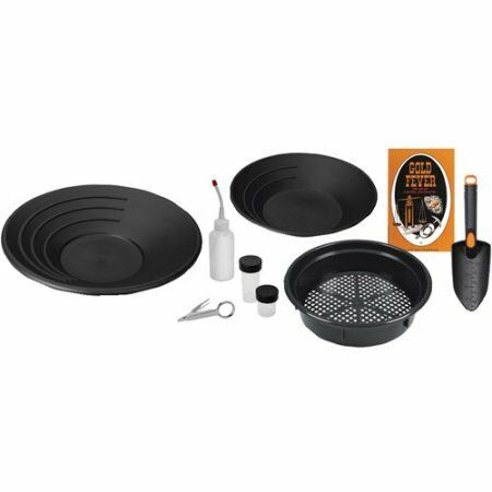Stansport  Yukon Deluxe gold Prospecting Kit W  latest styles