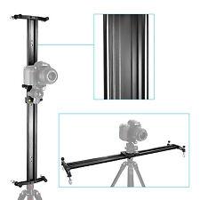 "Neewer 32"" /80cm Video Stabilization System DSLR Camera Track Dolly Slider"