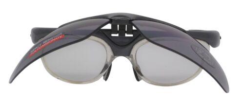 Le riprese//Occhiali di sicurezza Set-4 COLORI lenti infrangibili intercambiabili UV400
