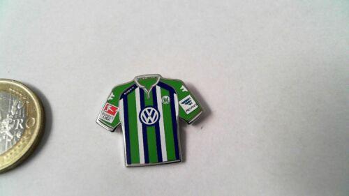VFL Wolfsburg VW Trikot Pin Badge 2015//2016 Away