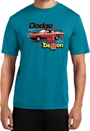 Buy Cool Shirts Dodge T-shirt Distressed Demon Moisture Wicking Tee
