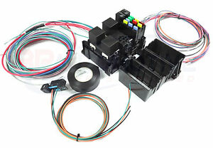 ls swap diy harness rework fuse block kit for ls standalone harness rh ebay com LS1 Wiring Harness Modification RX-8 Wiring Harness