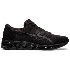 ASICS-GEL-Quantum-360-5-Shoe-Men-039-s-Running-Black-1021A113-002