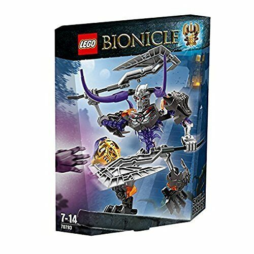 LEGO Bionicle 70793 crâne Basher action figure