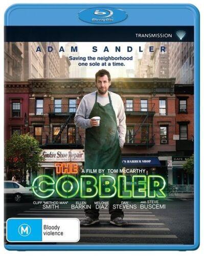 1 of 1 - The Cobbler (Blu-ray) Comedy, Drama, Fantasy Adam Sandler, Melonie Diaz