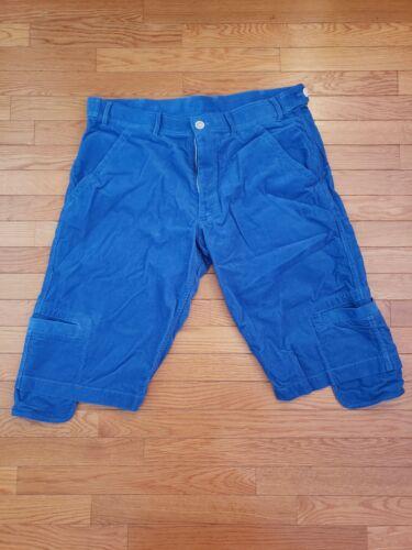 Comme Des Garcon - Corduroy Shorts - Size 36 Waist