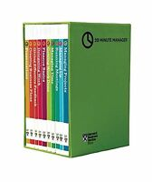 Hbr 20-minute Manager Boxed Set (10 Books) (hbr 20-minute Manag... Free Shipping