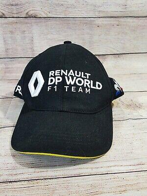 Formula 1 Baseball Cap F1 One Black Hat 2020 Racing Team Adjust Size Universal