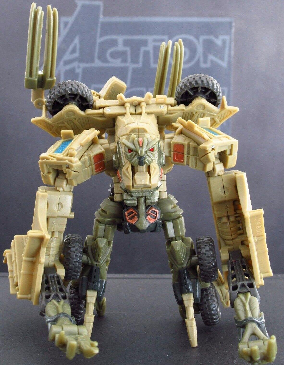 BONECRUSHER 2007 Transformers Movie Deluxe Action Figure Toy Robot Decepticon