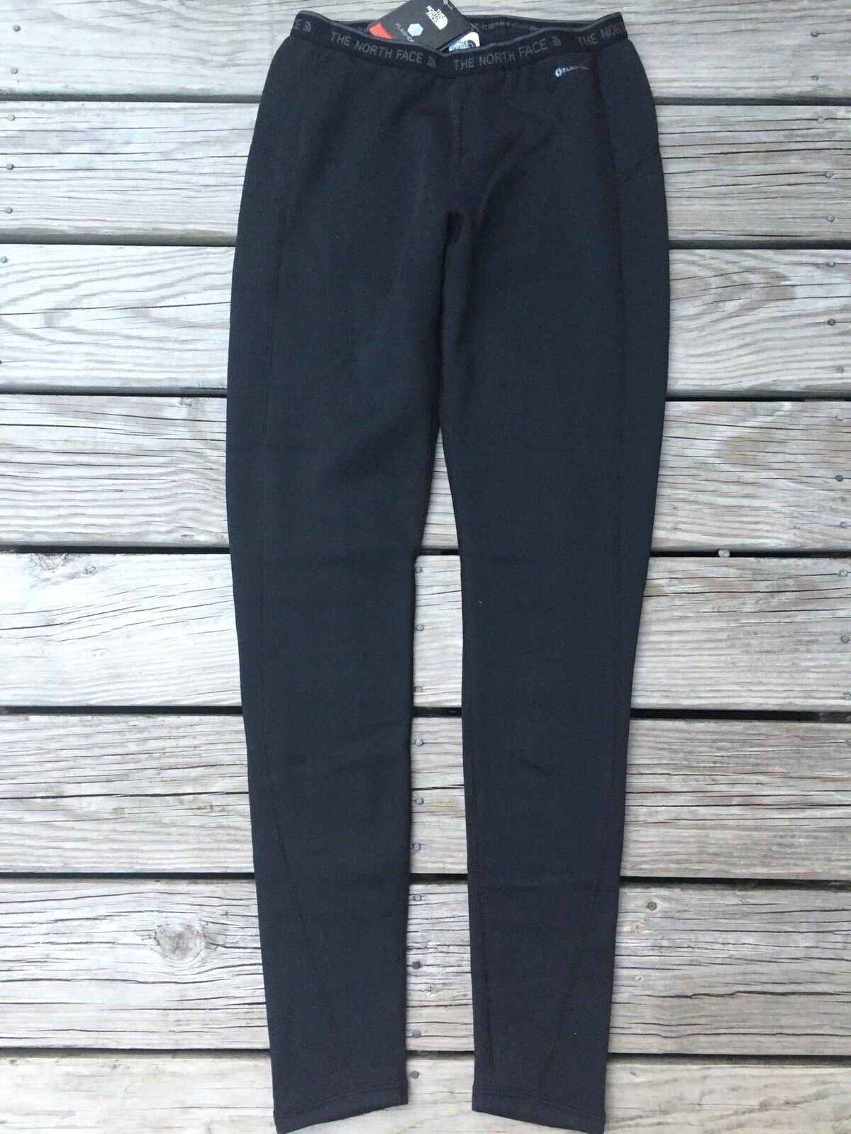 70 THE NORTH FACE EXPEDITION RUNNING TIGHT PANTS LEGGINGS WOMENS M SKI WINTER