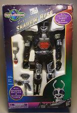 Vintage 90s Action Figur Beetleborgs SHADOW BORG Bandai 1995 in Box