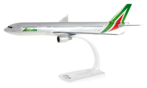 Airbus a330-200 alitalia 2016 scala 1:200 cm 30 aerei scale varie herpa