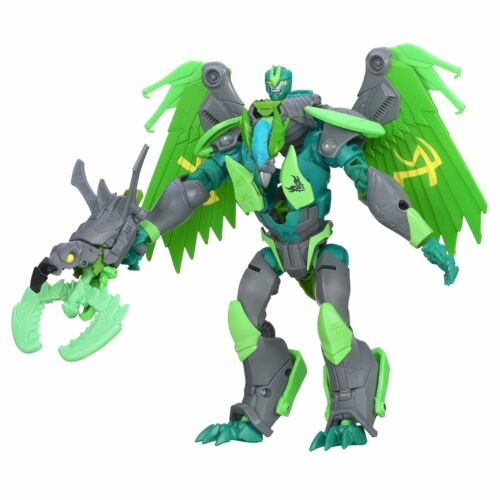 Transformers Beast Hunters Voyager Class Grimwing Figure