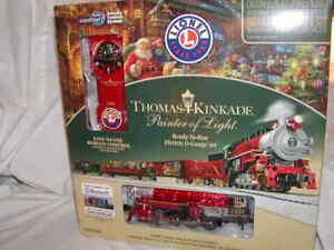 Thomas The Train Christmas Set.Details About Lionel 1823040 Thomas Kinkade Train Set O 027 Lc Mib New 2018 Bt Christmas