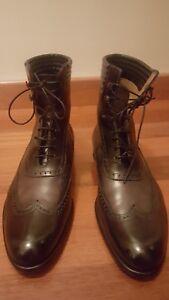 more photos 85a29 02e55 Dettagli su scarpe eleganti uomo Francesco Benigno