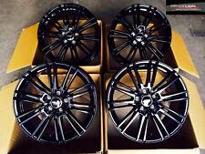 20 Zoll WH18 Felgen Audi A6 A8 S8 Q3 A7 Q5 SQ5 SQ3 S4 S5 S7 VW Phaeton Schwarz