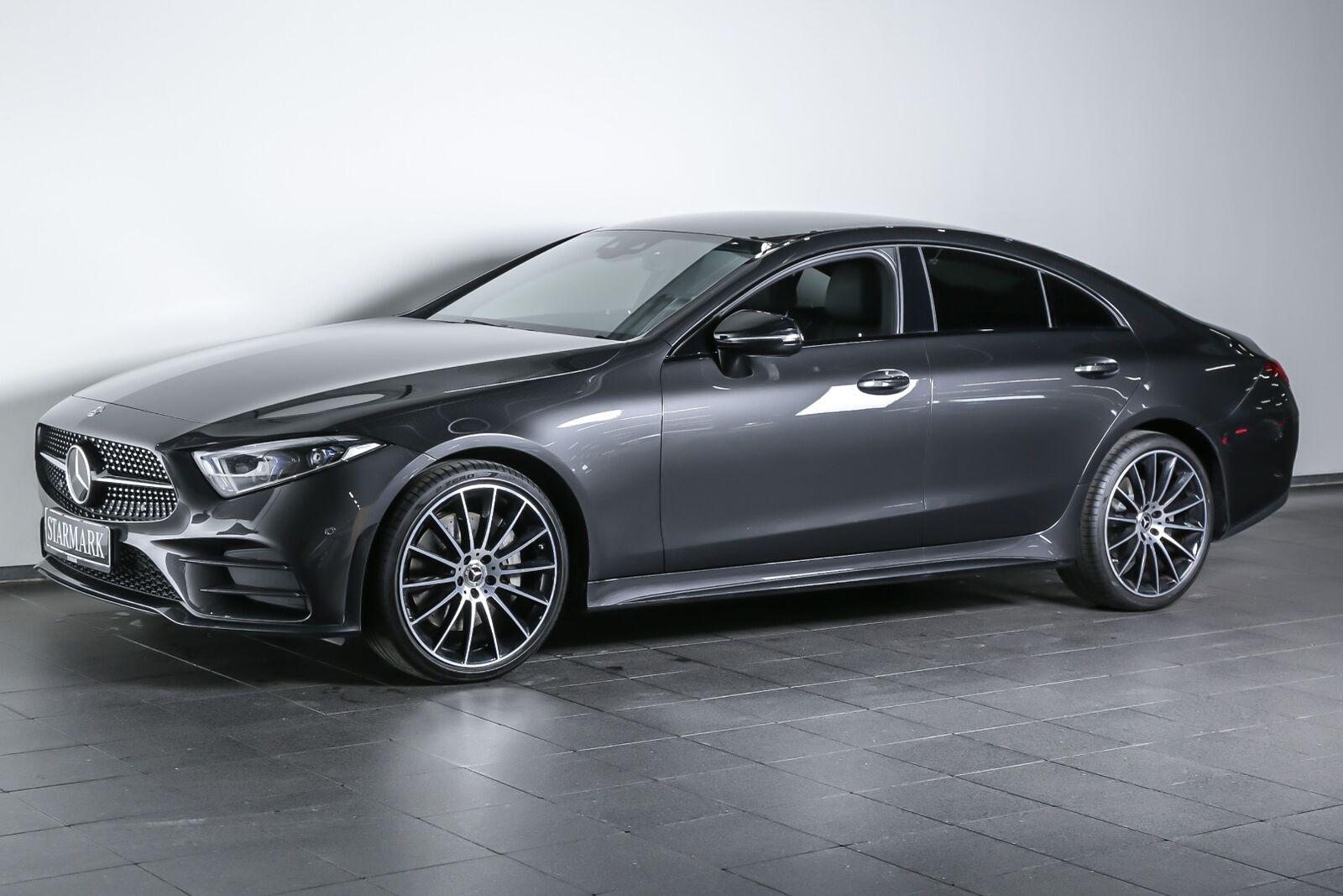 Mercedes-Benz CLS400 d 2,9 aut. 4-M