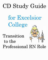 Nurx-108 Transition To Professional Role Guide 4 Excelsior College Nursing Exam