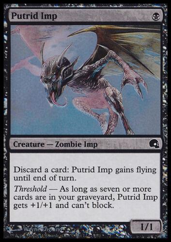 Putrid Imp MTG MAGIC PDS Graveborn English FOIL Demonietto Putrido