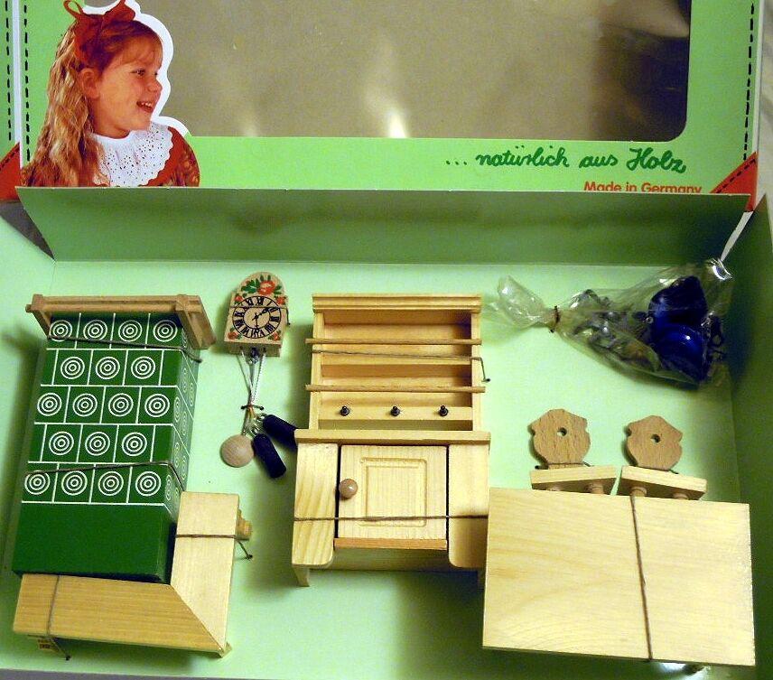 Mittelsaidaer Articles en bois 450085: cuisine meubles & Vaisselle dans dans dans le SET, NOUVEAU & NEUF dans sa boîte 97e255