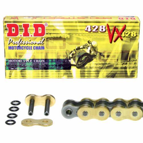 91-99 48T NIETSCHLOSS extra verstärkt DID Kettensatz GOLD Yamaha SR 500