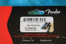 2 PCS 0994931000Fender Genuine Replacement Part tremolo springs small