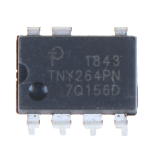 10PCS TNY264PN DIP-7 new and original 7 foot switch power management chip IC/_vi