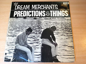 EX-Dream-Merchants-Predictions-And-Things-1966-Decca-Mono-LP-South-Africa