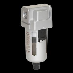 SEALEY-SA2001-F-Air-Line-Supply-Filter-Heavy-Duty-amp-Regulator-Preset-Pressure