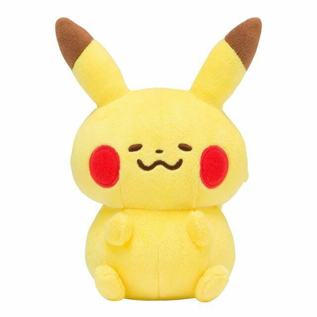 Pokemon center Figure Collection Yurutto Vol.1 all 6 JAPAN Pikachu