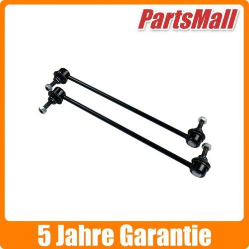 2x Koppelstange Pendelstütze vorne für Citroen C4 I 1.4 ET3J4 16V 1.6 EP6DT