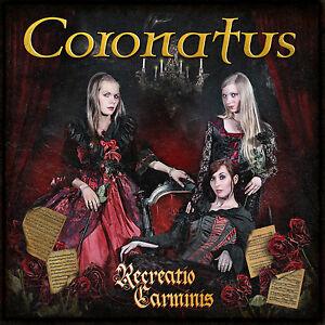 CORONATUS-Recreatio-Carminis-Digipak-CD-205827