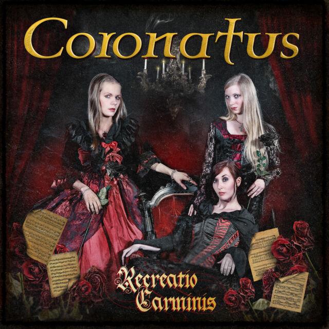 CORONATUS - Recreatio Carminis - Digipak-CD - 205827