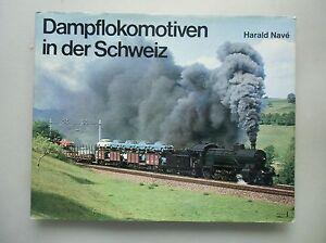 Dampflokomotiven-in-der-Schweiz-1975-Eisenbahn-Lokomotiven
