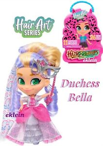 New Hairdorables Hair Art Series 5 •DUCHESS BELLA• Mostly Sealed