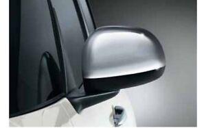 CALOTTE-SPECCHIO-FIAT-500L-ORIGINALI-COPPIA-CROMATE-LUCIDE-DOOR-MIRROR-COVER