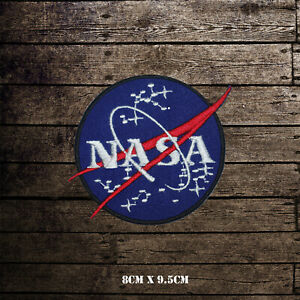 NASA-USA-Embroidered-Iron-On-Sew-On-Patch-Badge-For-Clothes-etc