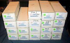 1960 TOPPS BASEBALL CARD *U-PICK* SET BUILDER LOT (5 PICKS) EX-EXMT RANGE!!