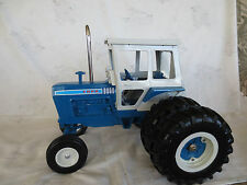 ERTL 1/12 SCALE FORD 9000 CAB DUALS 3pt HITCH FARM TOY TRACTOR RARE L@@K!!