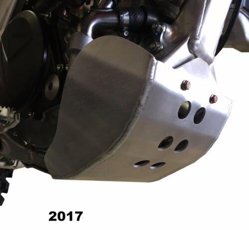 HONDA CRF450R 2009-2016,ALUMINUM SKID PLATE,Ricochet,Motocross