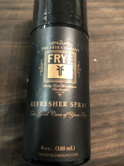 Frye Refresher Spray 6oz Shoe Spray Cleaner