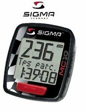 Compteur digital SIGMA SPORT MC10 Scooter Mecaboite Moto Scoot Quad Velo VTT