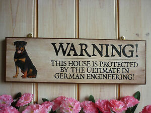 ROTTWEILER-SIGN-PERSONALISED-OUTDOOR-DOG-SIGN-UNIQUE-ROTTIE-GIFT-WARNING-SIGN