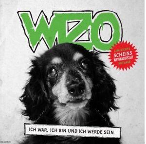 WIZO-Ich-war-ich-bin-und-werde-sein-Christmas-7-Single-New-Sealed